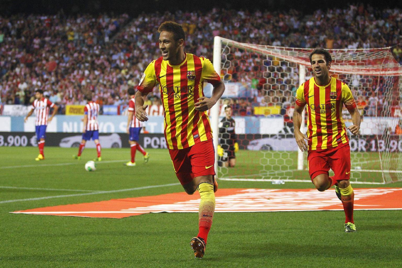FC Barcelona uitshirt  2014 neymar