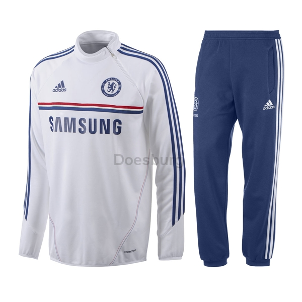 chelsea trainingspak 2013-2014 wit
